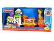 Fisher-Price Little People Musical Zoo Train 9SIV16A66W9268