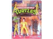 Teenage Mutant Ninja Turtles> April O'Neil Original 1988 with Blue Stripe 9SIV1976T60156