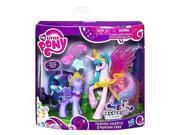 My Little Pony Exclusive 2Pack Canterlot Princess Celestia Princess Luna 9SIV16A66Y4464