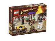 Lego Indiana Jones 7195 Raiders Of The Lost Ark: Ambush In Cairo 9SIAD2459X7454