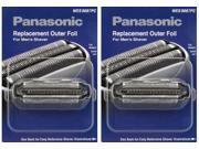 Panasonic WES9087PC Replacement Outer Foil For ES8101 / ES8103 / ES8109 / ES8109S (2 Pack)