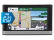 Garmin Nuvi2557LMT 5 inch GPS with Lifetime Maps & Traffic Updates