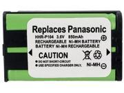New Replacement Battery For Panasonic KX-TG5242M Cordless Phone 1 Pack