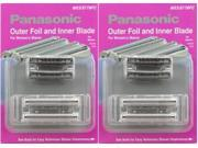 Panasonic WES9779PC 2 Pack Replacement Pack Foil and Blade