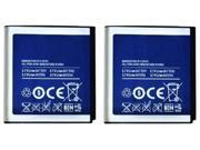 Battery for Samsung EB664239XZ (2-Pack) Replacement Battery