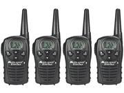 Midland LXT118 (4 Pack) Two Way Radio / Walkie Talkie