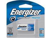 Energizer EL123APBPENEM 3V Photo Lithium Battery For Cameras / Photoflash / Calculators