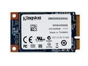 Kingston SMS200S360GM Digital 60GB SSDNow mS200 mSATA (6Gbps) Solid State Drive