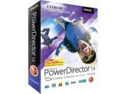 Cyberlink PDR-EE00-RPM0-01 Cyberlink PowerDirector v.14.0 Ultimate - Video Editing Box - PC