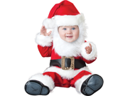 Baby Santa Claus Infant Christmas Holiday Costume Medium