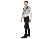 Adult Mens Zombie Corpse Prom Groom Halloween Costume