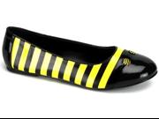 Sweet Honey Bee Adult Ballet Flat Shoes Size:7