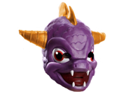 Kids Boys Girls Spyro Dragon Skylanders Costume Mask 9SIAD245E51589