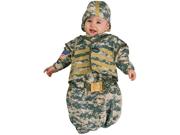 Rubies - Soldier Bunting