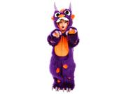 Infant / Child Morris the Monster Costume Princess Paradise 4228
