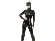 New Sexy Womens Cat Woman Cat Suit Superhero Costume 9SIA13138B8816