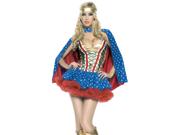 Adult Hero Girl Costume Be Wicked BW1044