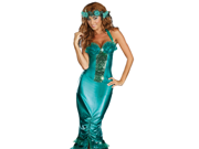 Sexy Siren Adult Little Mermaid Halloween Costume 9SIA2K31ZP9543
