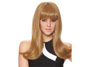 Womens Honey Blonde Mod Wig