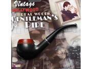 Victorian Gentleman Detective Sherlock Holmes Costume Pipe