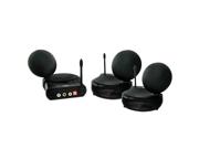 Nyrius Audio Video Wireless Transmitter & Receiver System & Additional Sender Receiver