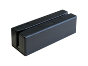 UNITECH MS246 MAGNETIC STRIPE READER, USB INTERFACE WITH KB EMULATION, 1 YEAR WARRANTY, BLACK