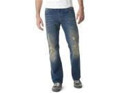 Aeropostale Mens Driggs Slim Fit Jeans 189 36x34