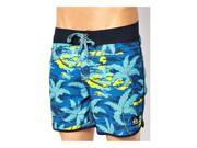 Quiksilver Mens Back The Pack Swim Bottom Board Shorts bpc6 38