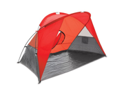 Cove Sun Shelter Red