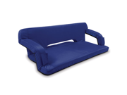 Reflex Portable Reclining Travel Couch - Navy