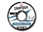 Umpqua Fly Fishing Super Fluorocarbon Tippet 30 Yds 3X