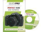 QuickPro Camera Training DVD For Pentax K10D Instructional SLR Video Guide NEW