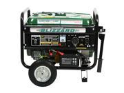 Pentagon Tools Blizzard PT4400DF Dual Fuel Portable Generator 7.5 HP Peak 4400W