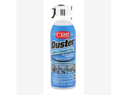 CRC 05185 Duster Moisture-Free Dust & Lint Remover, 8 oz Can, 12 per Pack