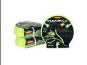 """Legacy HFZ1250YW3 Flexzilla 1/2""""X50' Yellow Air Hose 300 PSI"""