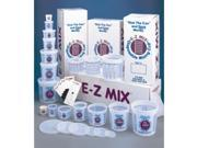 E-Z Mix 70004 1/4 Pint Disposable Mixing Cups 400/Box 9SIA4A41FP3362
