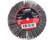 "Firepower 1423-2151 Flap Wheel, 3"" X 1"", 60 Grit"