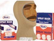 Detro Manufacturing 1400 Standard Spray Mask 12/box