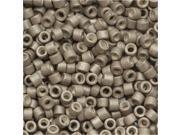 Miyuki Delica Seed Beads 11/0 'Galvanized Matte Pewter' DB1169 7.2 Grams