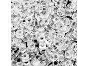 Miyuki Delica Seed Beads 10/0 Trans Crystal Dbm0141 8Gr