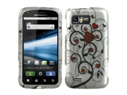 Lizzo Heart Tree Image Hard Plastic Phone Cover Case for Motorola ATRIX 2 MB865