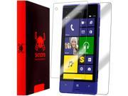 Skinomi Transparent Clear Full Body Skin Protector Film Cover for HTC 8XT