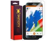 Skinomi® TechSkin - Samsung Galaxy S7 Edge (Full Coverage) Screen Protector + Carbon Fiber Full Body Skin w/ Lifetime Warranty / Front & Back Wrap Clear Film / 9SIA1BB3VT8362