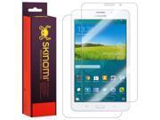 "Samsung Galaxy Tab J Screen Protector + Full Body (7.0""""), Skinomi? TechSkin Full Coverage Skin + Screen Protector for Samsung Galaxy Tab J Front & Back Clear HD"" 9SIA1BB4YZ2718"