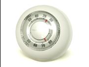 Honeywell T-Stat Heat Only Mercury Free HONEYWELL CONSUMER Thermostats T87K1007 9SIA0ZC0963148