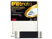 20 x 30 x 1 Filtrete Elite Allergen Reduction Filter - EA22DC-6, 6-Pack 9SIA00Y0Z18923