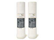WHIRLPOOL WHER25 and KENMORE UltraFilter 450 / 650 R.O. Pre & Post Filter SET (WHEERF and Kenmore 42-38056)
