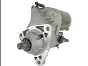 12V 10T STARTER MOTOR FITS INTERNATIONAL TRUCK 400-4900 7100-7700 10461063 323874