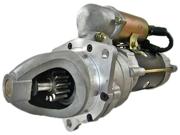 STARTER MOTOR FITS KOMATSU MOTOR FITS GRADER GD525 GD605A GD625A GD655A 6D105 6D125 ENGINE