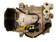 OEM VALEO AC COMPRESSOR FITS VOLVO 07-10 S80 07-11 XC90 4.4L V8 4414CC 269 CID OE 36001372 813141
